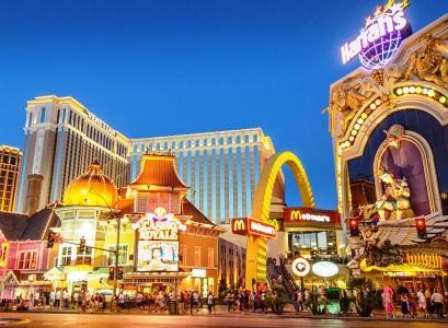 vacanta in Las Vegas