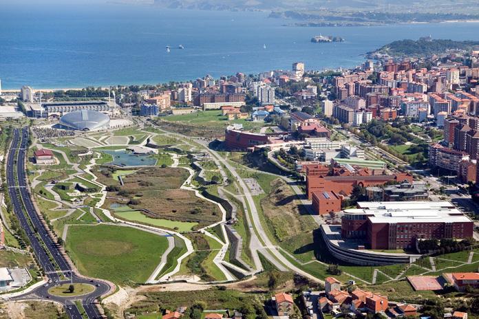 vacanta in Santander