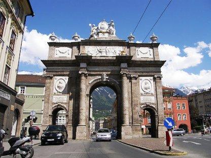 vacanta in Innsbruck