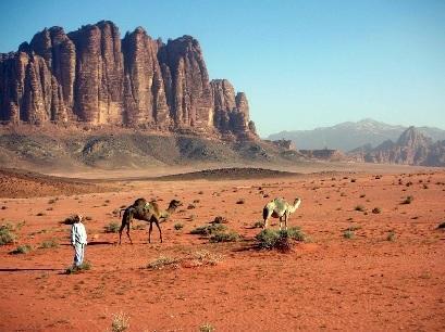 vacanta in Wadi Rum