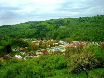 vacanta in Moroeni