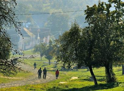 vacanta in Viscri