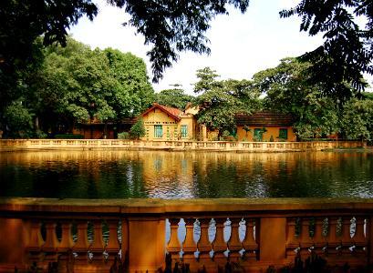 vacanta in Hanoi