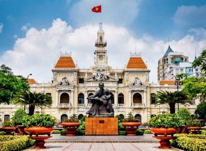 vacanta in Ho Chi Minh (Saigon)