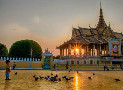 vacanta in Phnom Penh