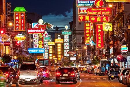 vacanta in Bangkok