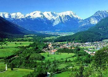 vacanta in Oberau