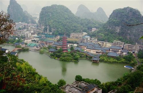 vacanta in Guilin