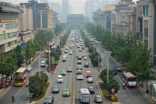 vacanta in Xi'an
