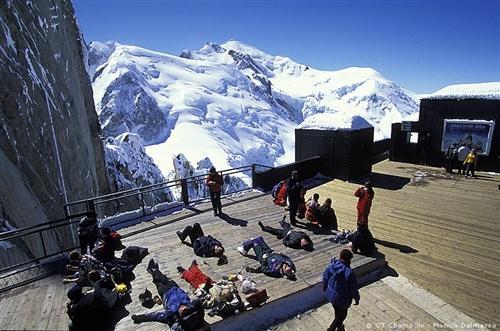 vacanta in Chamonix