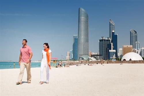 vacanta in Abu Dhabi