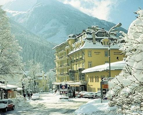 vacanta in Bad Gastein