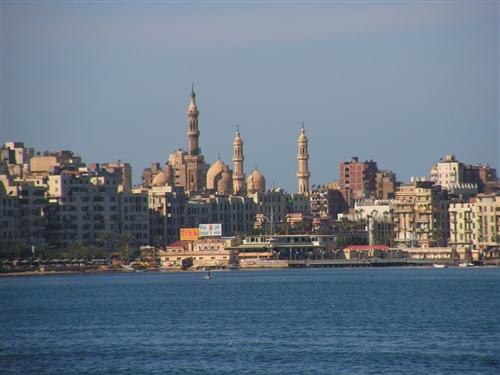vacanta in Alexandria