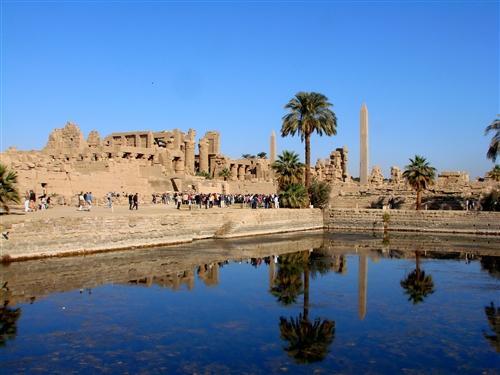 vacanta in Luxor