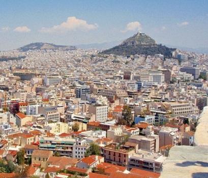 vacanta in Atena