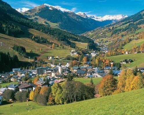 vacanta in Saalbach-Hinterglemm