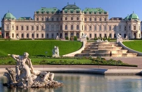 vacanta in Viena