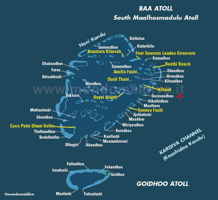 vacanta in Atolul Baa