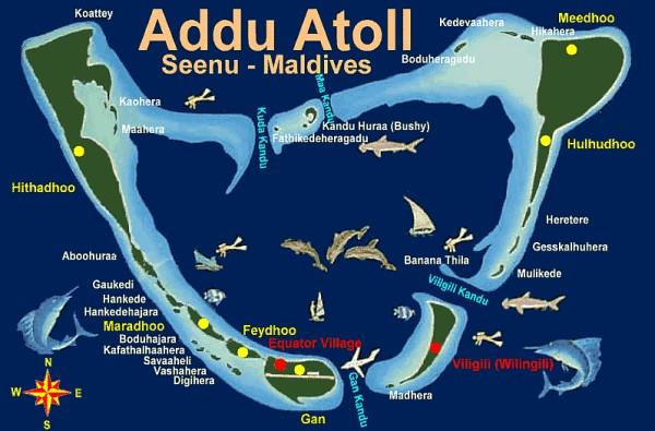 vacanta in Atolul Addu