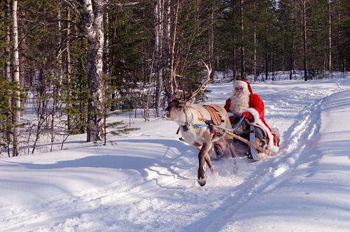 vacanta in Rovaniemi