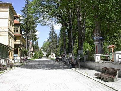 vacanta in Borsec