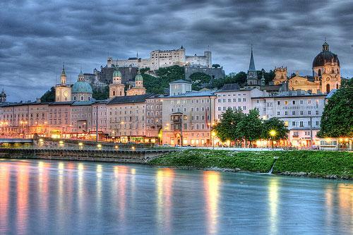 vacanta in Salzburg