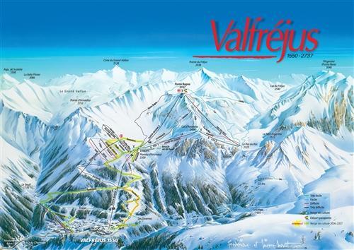 vacanta in Valfrejus-Maurienne