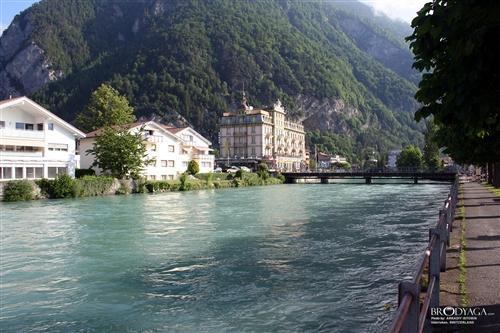 vacanta in Interlaken