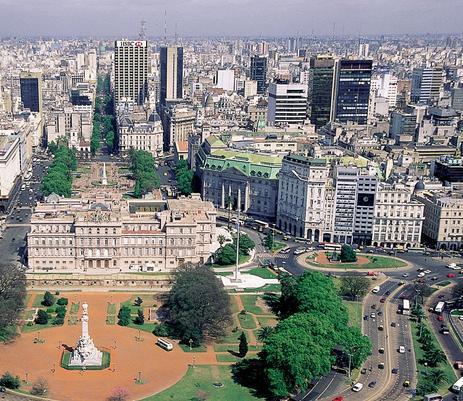 vacanta in Buenos Aires