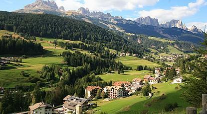 vacanta in Val di Fassa - Canazei