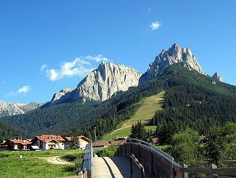 vacanta in Val di Fassa - Pozza di Fassa