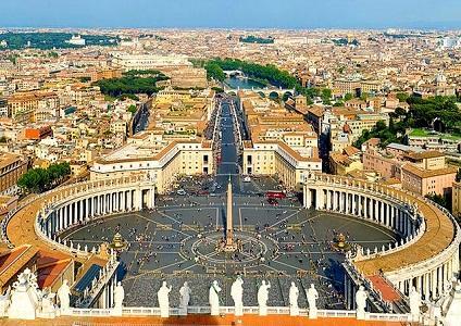 vacanta in Roma