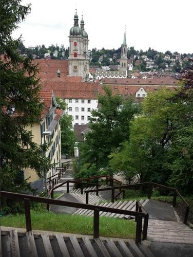 vacanta in St. Gallen