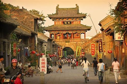 vacanta in Luoyang