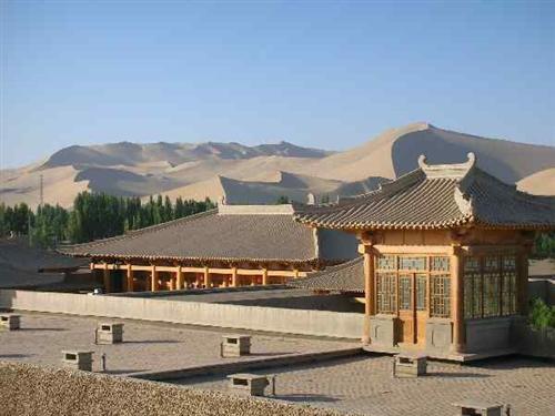 vacanta in Dunhuang