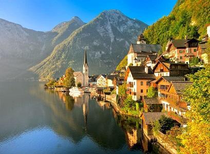 vacanta in Austria