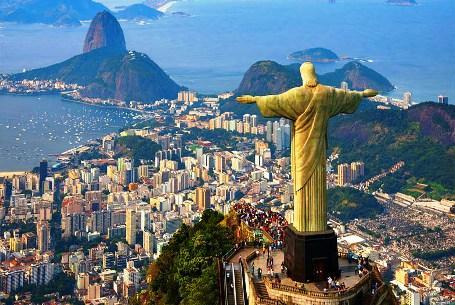 vacanta in Brazilia
