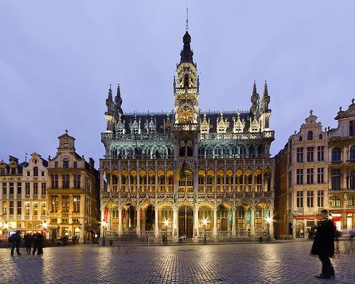 vacanta in Belgia