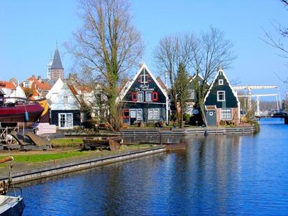 vacanta in Olanda