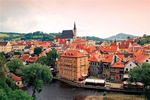 vacanta in Cehia