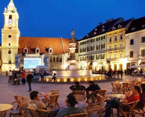 vacanta in Slovacia