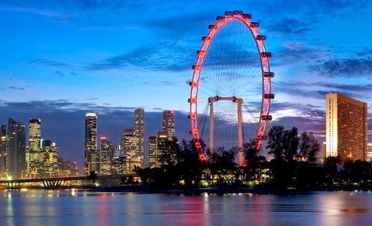 vacanta in Singapore