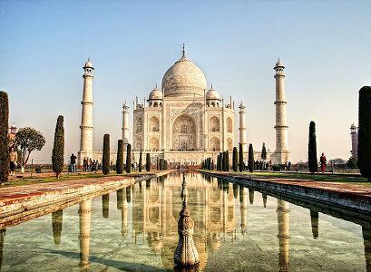 vacanta in India