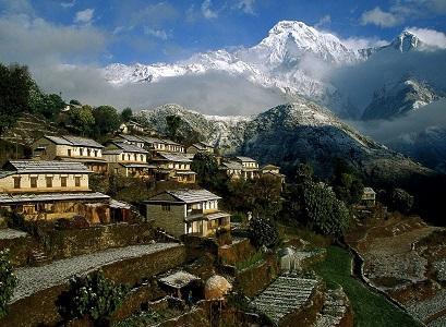 vacanta in Nepal