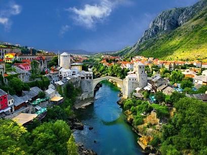 vacanta in Bosnia & Hertegovina