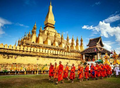 vacanta in Laos